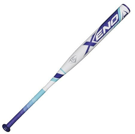 Louisville Slugger Xeno Plus 17 (-10) Fast Pitch Softball Bat