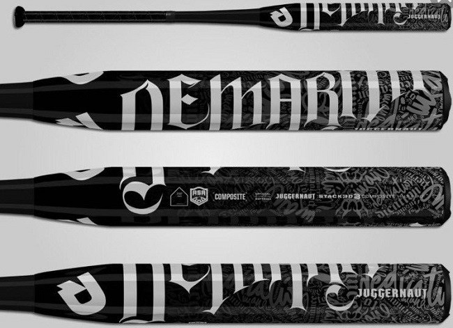 DeMarini 2014 NT3 Juggy WTDXNT3 Slow Pitch Softball Bat